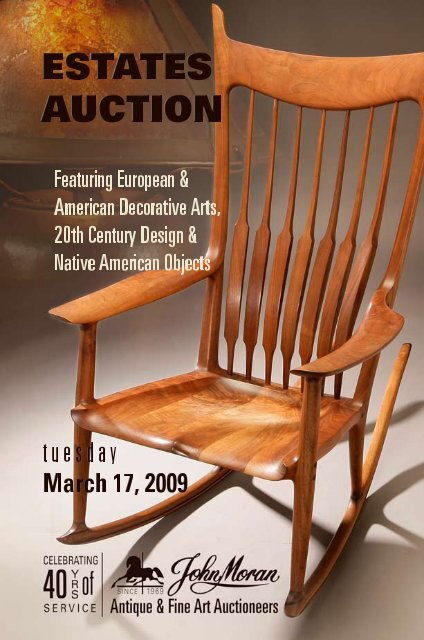 View Illustrated Catalogue Online - John Moran Auctioneers