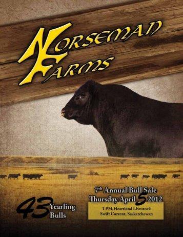 View Catalogue - Norseman Farms