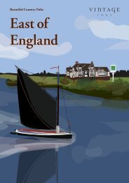 Download the East of England Collection Guide - Vintage Inns