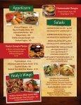 Lunch Menu - Healys Inn - Page 2