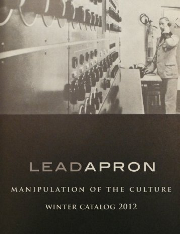 Download the high-res PDF 22mb - Leadapron