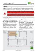 LAGERUNG VON HOLZPELLETS Ausführung und Anforderungen ... - Seite 2