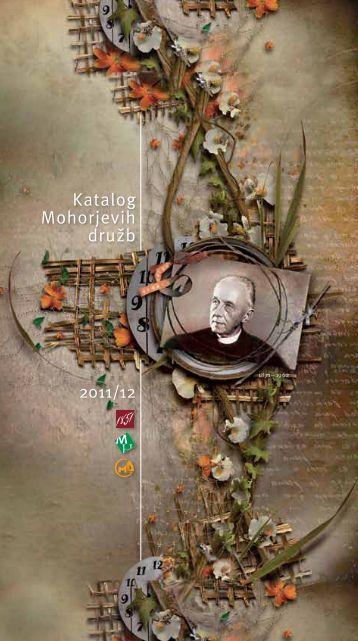 KATALOG 2011/2012 (pdf) - Celjska Mohorjeva družba