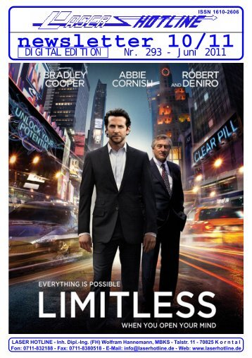 Neuankündigungen DVD & Blu-ray Disc USA - Laser Hotline