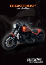 RICKITIKKI® - Rick's Motorcycles