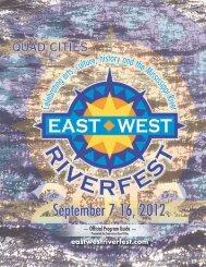 eastwestriverfest.com - Quad Cities Convention & Visitors Bureau