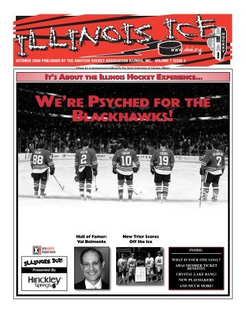 Illinois Ice #90 - USA Hockey
