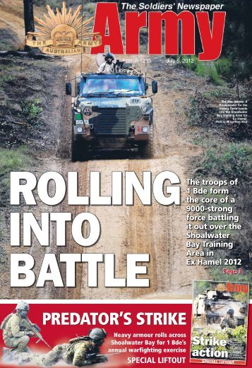 Edition 1285, July 05, 2012 - Department of Defence