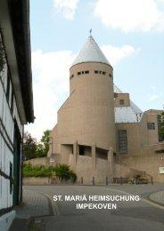 st. mariä heimsuchung impekoven - Drei Kirchen mitten in Alfter