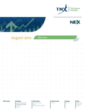 equity trading - Toronto Stock Exchange