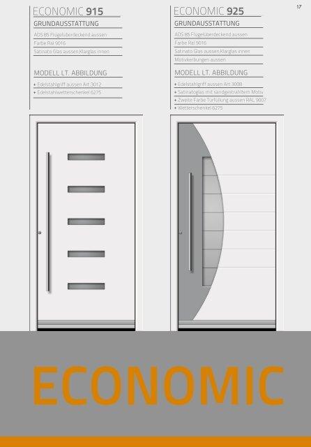 Katalog - W.T.G. Türen GesmbH