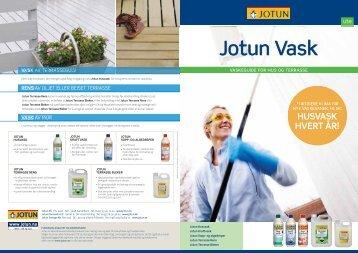 VASK AV HUS - Jotun