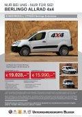 BERLINGO ALLRAD 4x4 - Unternehmensgruppe Bleker - Seite 5