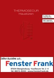 Katalog-Download - Fenster Frank