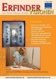 Forschungsinstitut ERiNET - Erfinder Visionen