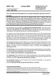Direktionsrecht und Versetzung in der Seelsorgeeinheit