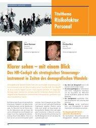 Klarer sehen - Goldpark GmbH Unternehmensberatung