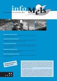 Veranstaltungskalender - Gemeinde Mels