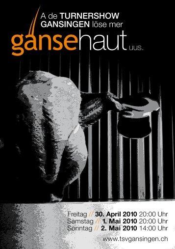 1. Mai 2010 - TSV Gansingen
