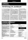 """""""Eine Frauensache"""": Familie ·Patrie • Travail - juridikum, zeitschrift ... - Seite 2"""