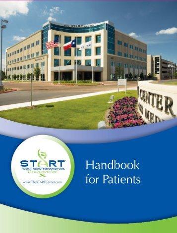 START Patient Handbook for web - The START Center