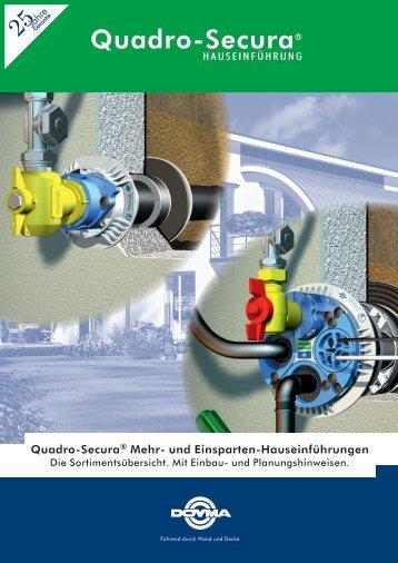 Quadro-Secura® - Dreher + Dreher GmbH