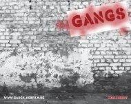 Presseheft www.gangs-derfilm.de - Walt Disney Studios Motion ...