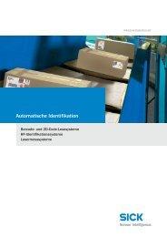 Automatische Identifikation - Buxbaum Automation GmbH