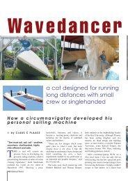 Wavedancer - Multihull World
