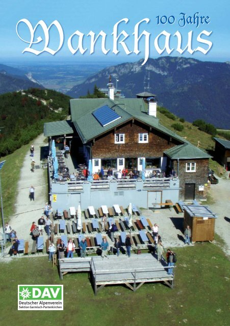 Untitled - Alpenverein Garmisch-Partenkirchen