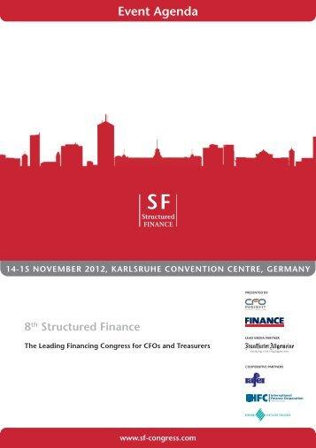 Event Agenda - CFO Insight
