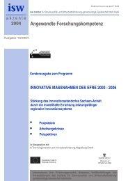 Entwicklung innovativer Produkte und Dienstleistungen unter ...