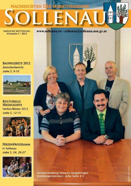 Programmzeitung 2020 - Sollenau