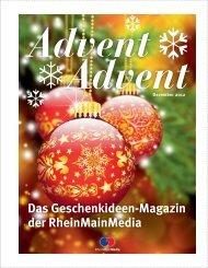 Das Geschenkideen-Magazin der RheinMainMedia - Frankfurter ...