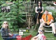 Das Programm 2012 The 2nd Britnic - Freie Gartenakademie