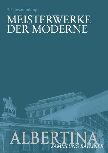 Sammlung Batliner - Albertina