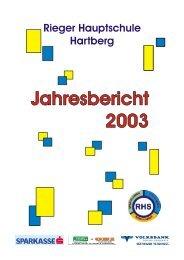 Rieger Hauptschule Hartberg - schule.at
