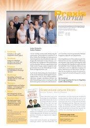 Praxis Journal - Onkologische Schwerpunktpraxis Darmstadt