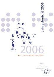 2006 - Institut für ökologische Wirtschaftsforschung