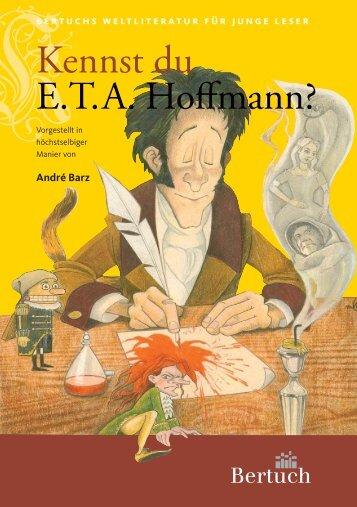 Gestatten, ETA Hoffmann - Bertuch Verlag Weimar