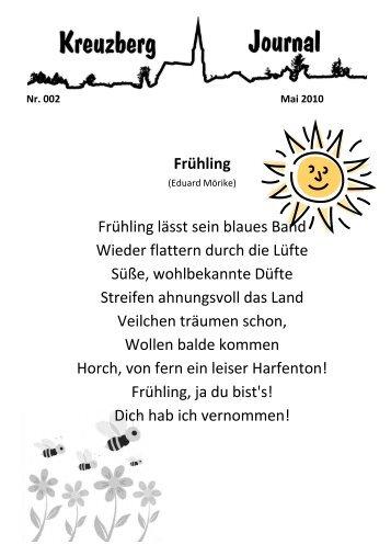 Ausgabe 002 - Kreuzberg im Bergischen Land