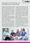 Blumenausgabe Mitgliederversammlung ... - Mettmanner Bauverein - Seite 5