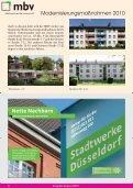 Blumenausgabe Mitgliederversammlung ... - Mettmanner Bauverein - Seite 6