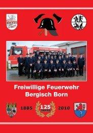 Broschuere :Layout 1 - Feuerwehr Remscheid Löscheinheit ...