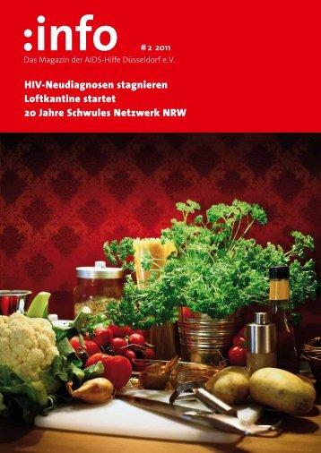 HIV-Neudiagnosen stagnieren Loftkantine startet 20 ... - Aids-Hilfe