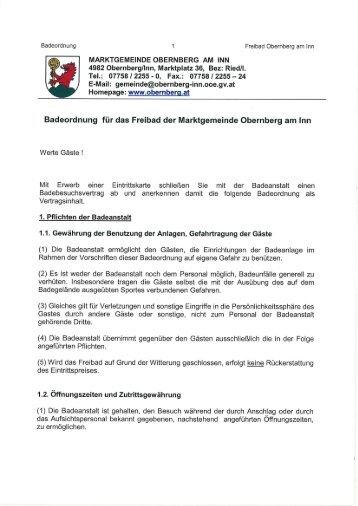 Tel.: 07758 l 2255 - 0, Fax.: 07758 I 2255 — 24 - Obernberg am Inn
