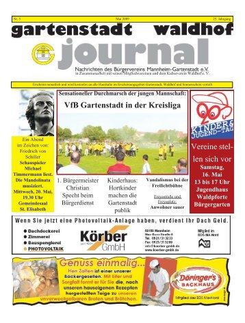 VfB Gartenstadt in der Kreisliga - Stadtteil-Portal Mannheim