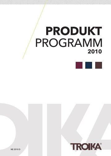 2010 produkt