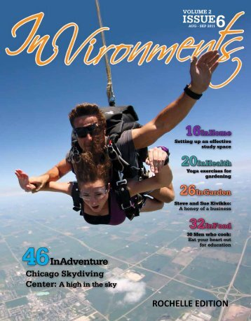 Issue 6 - InVironments Magazine