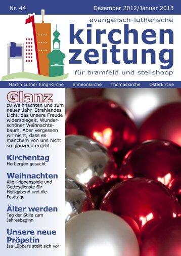 Glanz - Neues